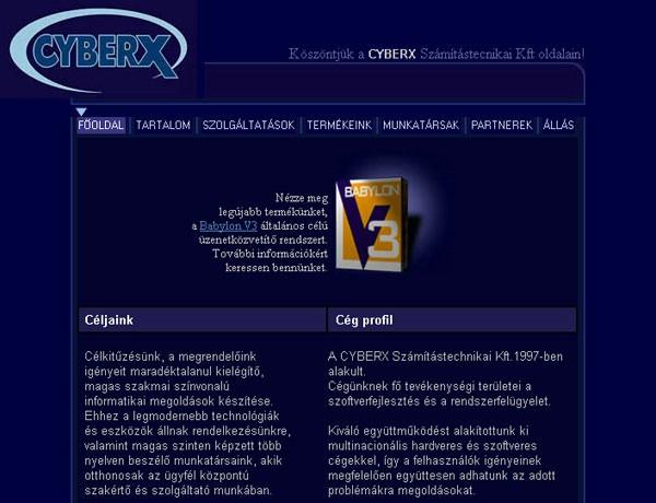 cyberx